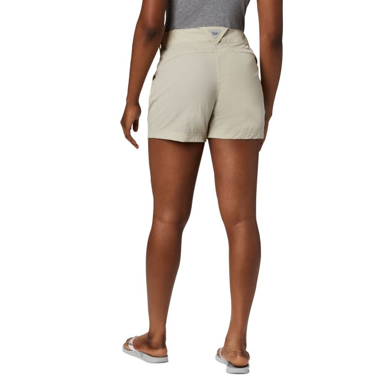 Coral Point™ III Short | 160 | 6 Women's Coral Point™ III Shorts, Fossil, back