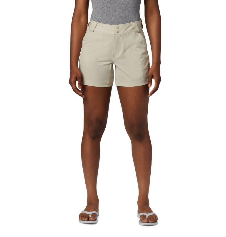 Coral Point™ III Short | 160 | 6 Women's Coral Point™ III Shorts, Fossil, front