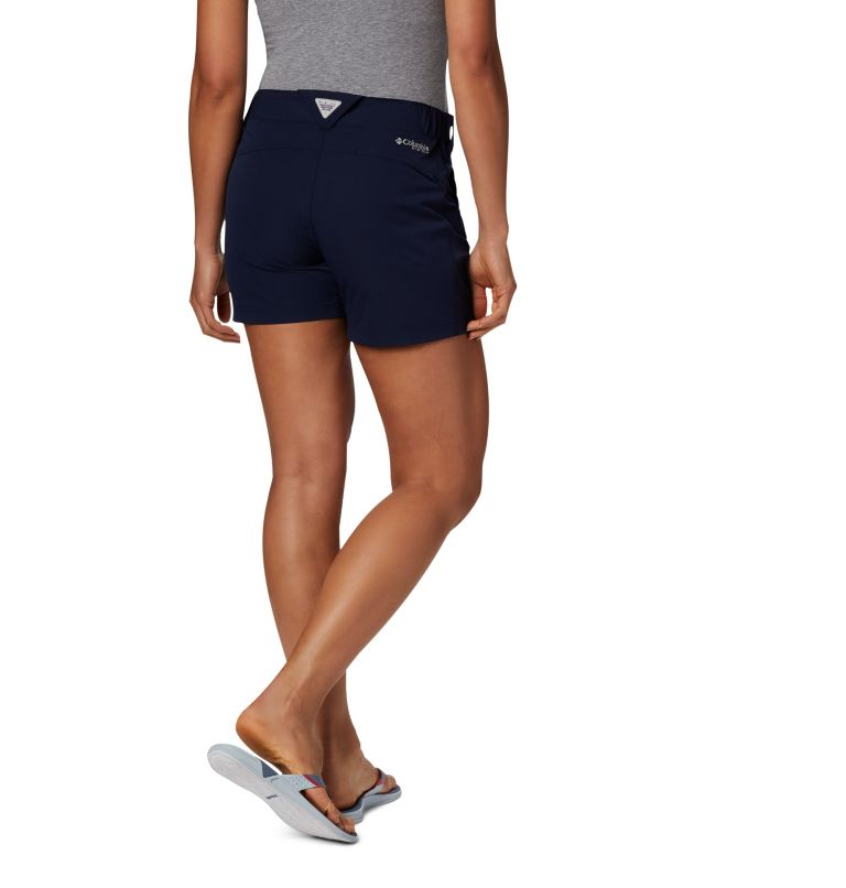 Coral Point™ III Short | 464 | 12 Women's Coral Point™ III Shorts, Collegiate Navy, back
