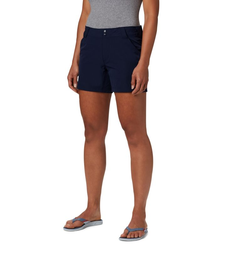 Coral Point™ III Short | 464 | 6 Women's Coral Point™ III Shorts, Collegiate Navy, front