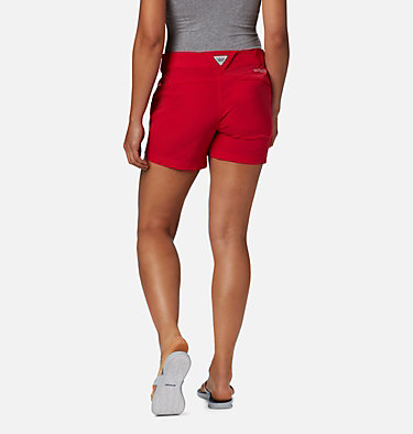 Women's Coral Point™ III Shorts Coral Point™ III Short | 032 | 14, Red Lily, back