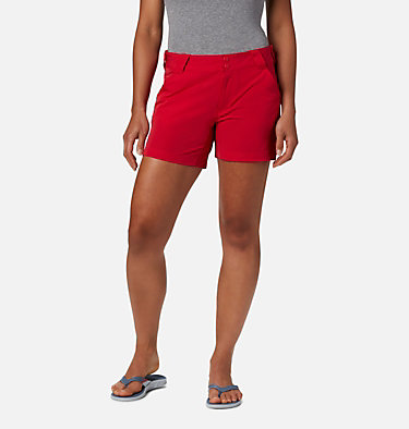 Women's Coral Point™ III Shorts Coral Point™ III Short | 032 | 14, Red Lily, front