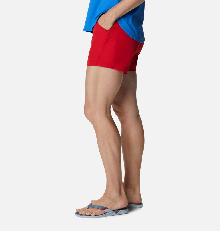 Coral Point™ III Short | 696 | 12 Women's Coral Point™ III Shorts, Red Spark, a1