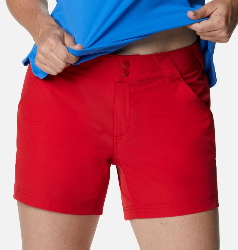 Coral Point™ III Short | 696 | 12 Women's Coral Point™ III Shorts, Red Spark, a2