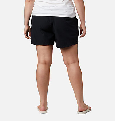 Women's Coral Point™ III Shorts - Plus Size Coral Point™ III Short | 658 | 18W, Black, back