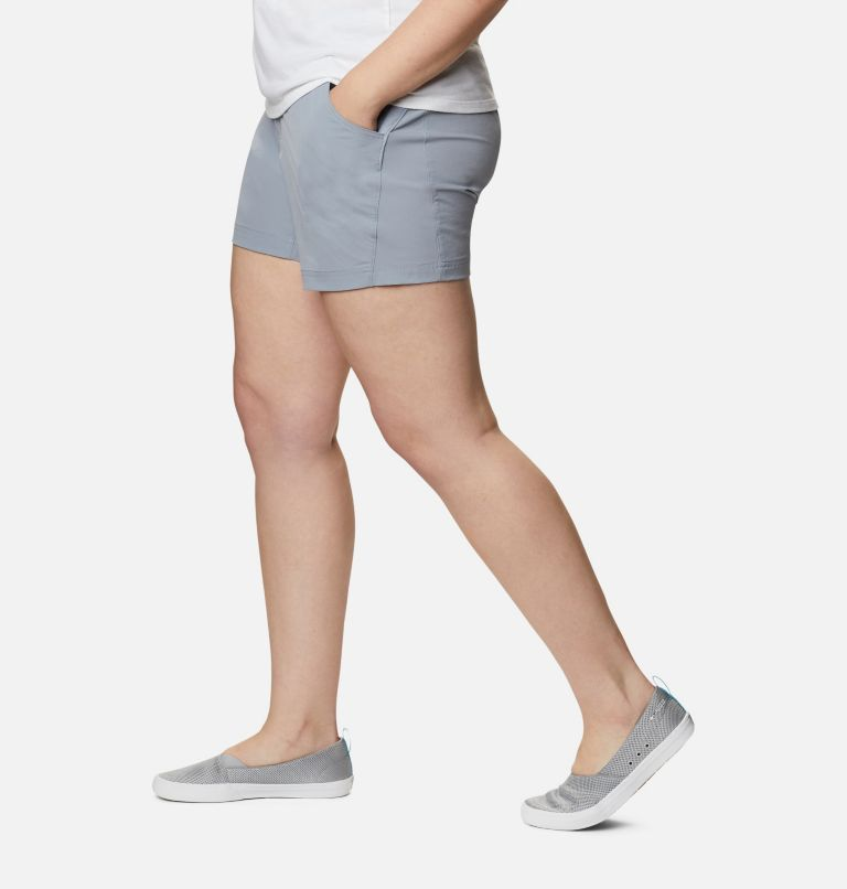 Coral Point™ III Short | 032 | 20W Women's Coral Point™ III Shorts - Plus Size, Tradewinds Grey, a1
