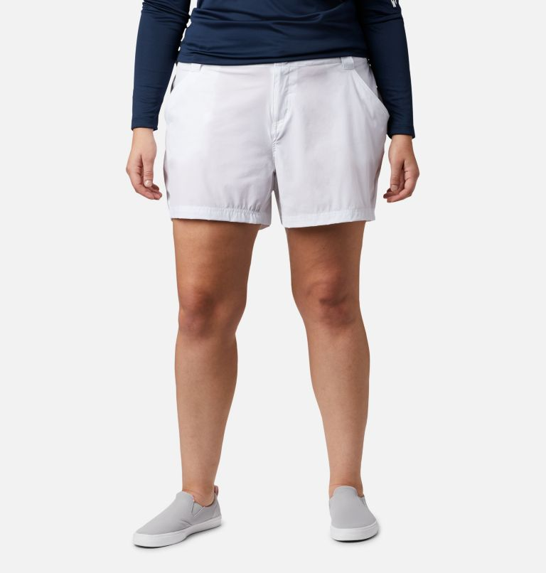 Women's Coral Point™ III Shorts - Plus Size Women's Coral Point™ III Shorts - Plus Size, front
