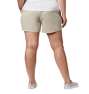 Women's Coral Point™ III Shorts - Plus Size Coral Point™ III Short | 160 | 20W, Fossil, back