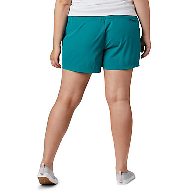 Women's Coral Point™ III Shorts - Plus Size Coral Point™ III Short | 658 | 18W, Waterfall, back