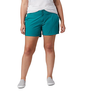 Women's Coral Point™ III Shorts - Plus Size Coral Point™ III Short | 658 | 18W, Waterfall, front