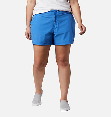 Women's Coral Point™ III Shorts - Plus Size Coral Point™ III Short | 658 | 18W, Stormy Blue, front