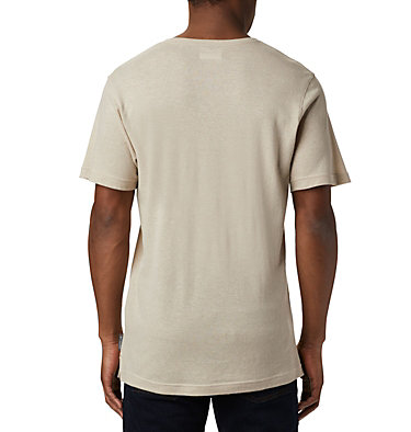 Men's Summer Chill™ Short Sleeve Tee M Summer Chill™ SS Tee | 427 | L, Fossil, back