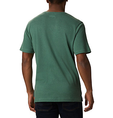 Men's Summer Chill™ Short Sleeve Tee M Summer Chill™ SS Tee | 848 | L, Thyme Green, back