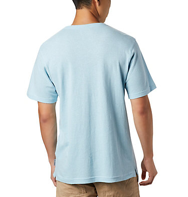 Men's Summer Chill™ Short Sleeve Tee M Summer Chill™ SS Tee | 848 | L, Sky Blue, back