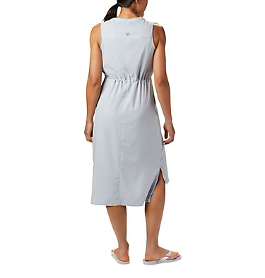 Women's PFG Tamiami™ Dress Tamiami™ Dress | 426 | L, Cirrus Grey, back