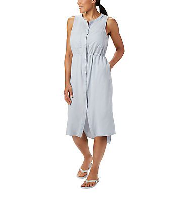 Women's PFG Tamiami™ Dress Tamiami™ Dress | 426 | L, Cirrus Grey, front