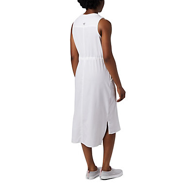 Women's PFG Tamiami™ Dress Tamiami™ Dress | 426 | L, White, back