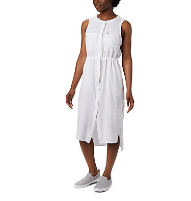 Women's PFG Tamiami™ Dress Tamiami™ Dress | 426 | L, White, front