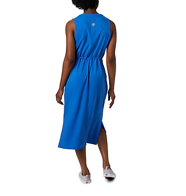 Women's PFG Tamiami™ Dress Tamiami™ Dress | 426 | L, Stormy Blue, back