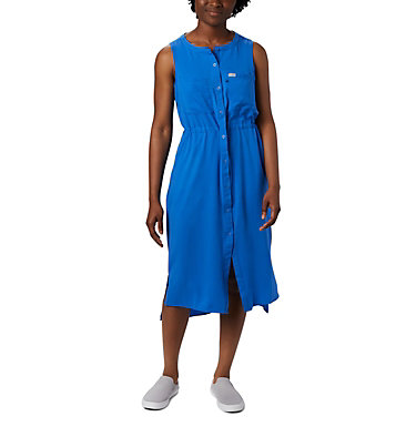Women's PFG Tamiami™ Dress Tamiami™ Dress | 426 | L, Stormy Blue, front