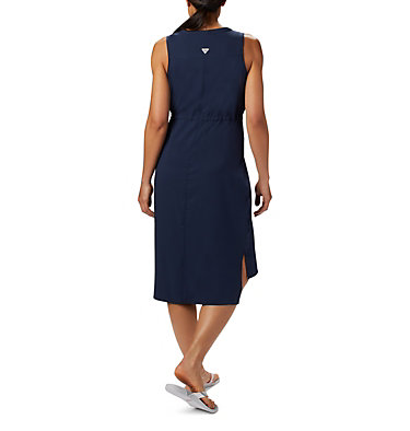 Women's PFG Tamiami™ Dress Tamiami™ Dress | 426 | L, Collegiate Navy, back