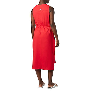 Robe PFG Tamiami™ pour femme Tamiami™ Dress | 426 | L, Red Lily, back