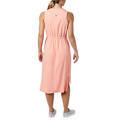 Women's PFG Tamiami™ Dress Tamiami™ Dress | 426 | L, Tiki Pink, back