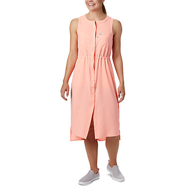 Women's PFG Tamiami™ Dress Tamiami™ Dress | 426 | L, Tiki Pink, front