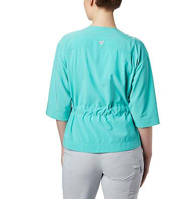 Women's PFG Armadale™ 3/4 Sleeve Wrap Armadale™ 3/4 Sleeve Wrap | 356 | L, Dolphin, back