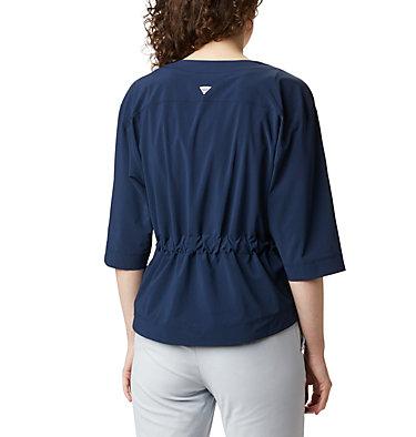 Women's PFG Armadale™ 3/4 Sleeve Wrap Armadale™ 3/4 Sleeve Wrap | 356 | L, Collegiate Navy, back