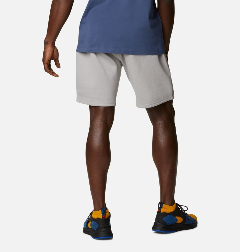 Men's Columbia™ Logo Fleece Shorts Men's Columbia™ Logo Fleece Shorts, back
