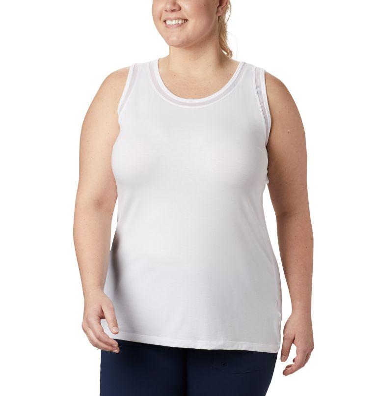 Women's PFG Slack Water™ Knit Tank – Plus Size Women's PFG Slack Water™ Knit Tank – Plus Size, front