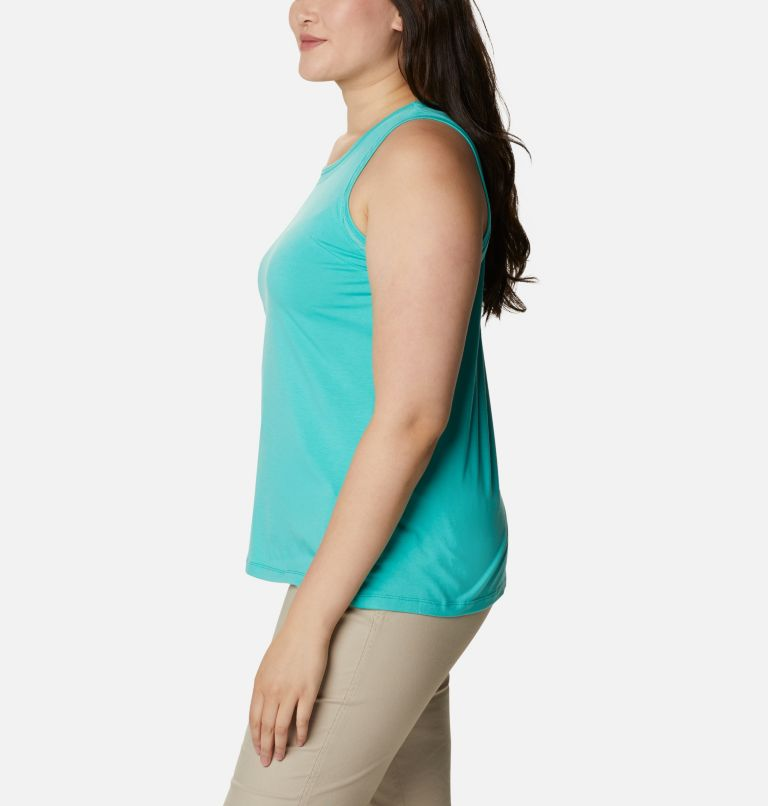 Women's PFG Slack Water™ Knit Tank – Plus Size Women's PFG Slack Water™ Knit Tank – Plus Size, a1