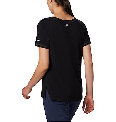 T-shirt pochette en tricot PFG Slack Water™ pour femme Slack Water™ Knit Pocket Tee | 010 | L, Black, back