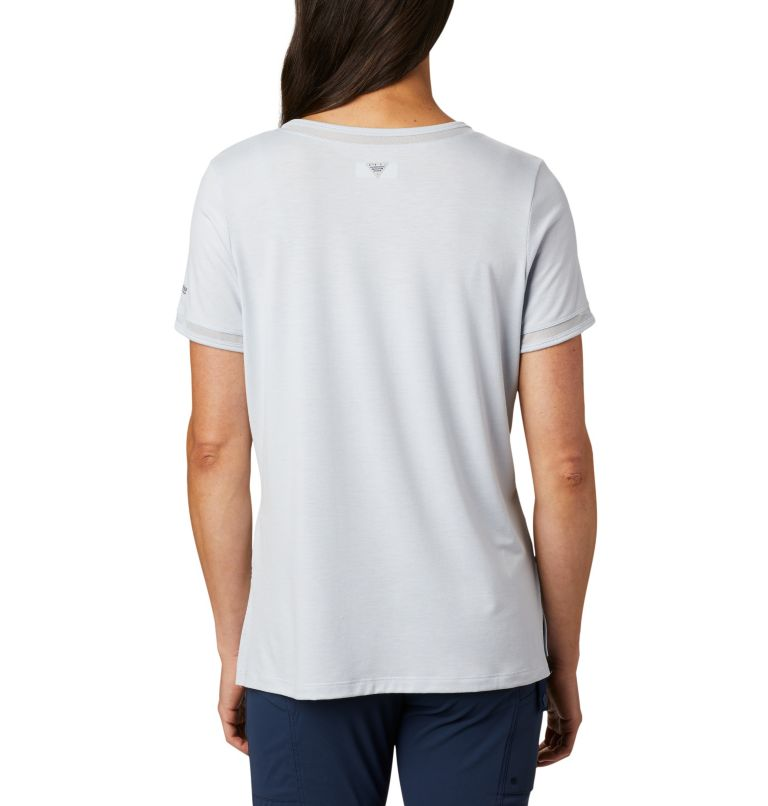 Women's PFG Slack Water™ Knit Pocket Tee Women's PFG Slack Water™ Knit Pocket Tee, back