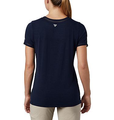 T-shirt pochette en tricot PFG Slack Water™ pour femme Slack Water™ Knit Pocket Tee | 010 | L, Collegiate Navy, back
