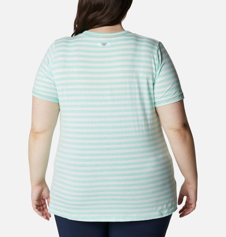 Women's PFG Slack Water™ Knit Pocket Tee – Plus Size Women's PFG Slack Water™ Knit Pocket Tee – Plus Size, back