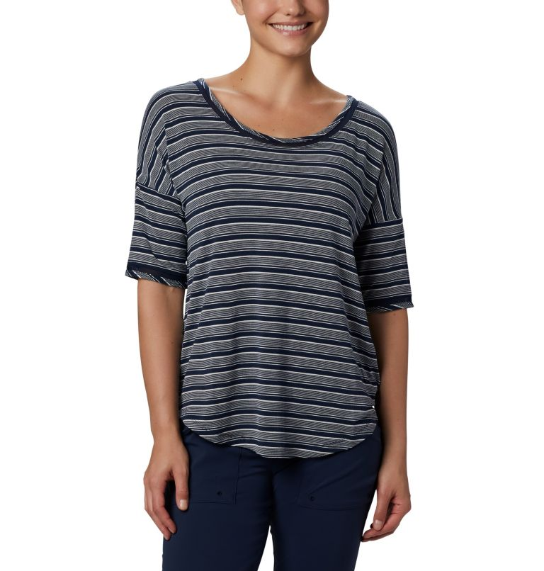 Haut à manches 3/4 en tricot PFG Slack Water™ pour femme Haut à manches 3/4 en tricot PFG Slack Water™ pour femme, front