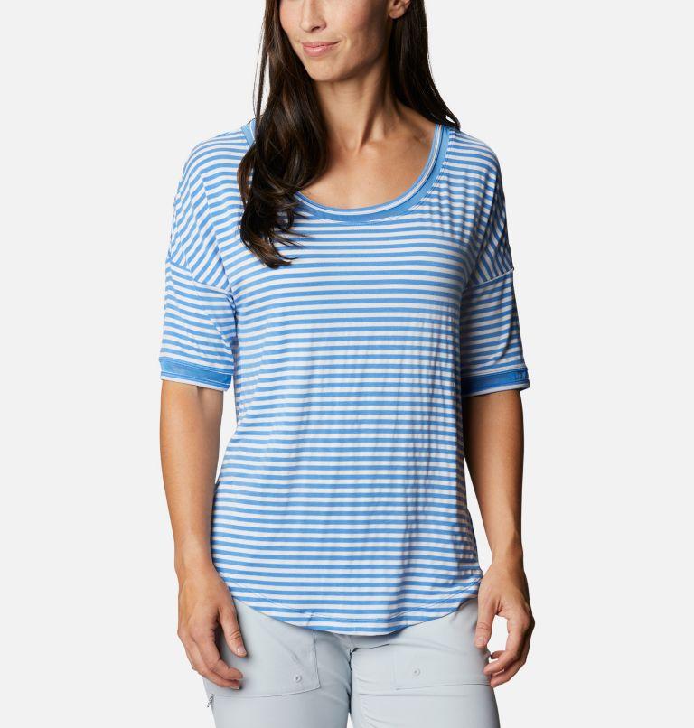 Women's PFG Slack Water™ Knit 3/4 Sleeve Women's PFG Slack Water™ Knit 3/4 Sleeve, front