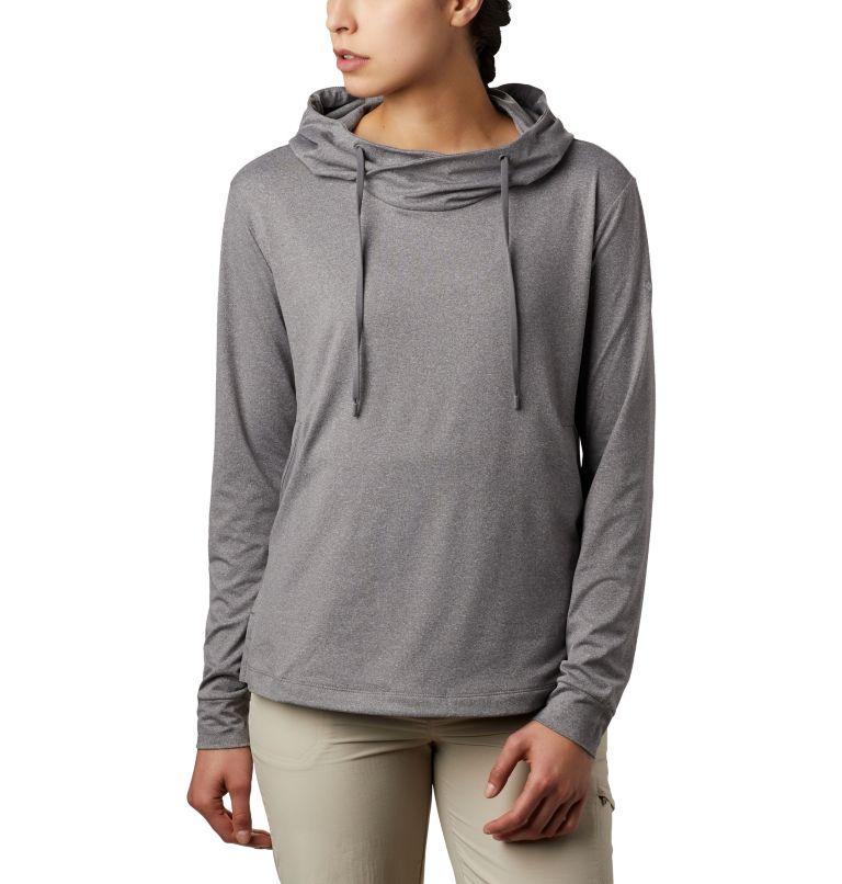 Chandail à capuchon en tricot PFG Slack Water™ pour femme Chandail à capuchon en tricot PFG Slack Water™ pour femme, front