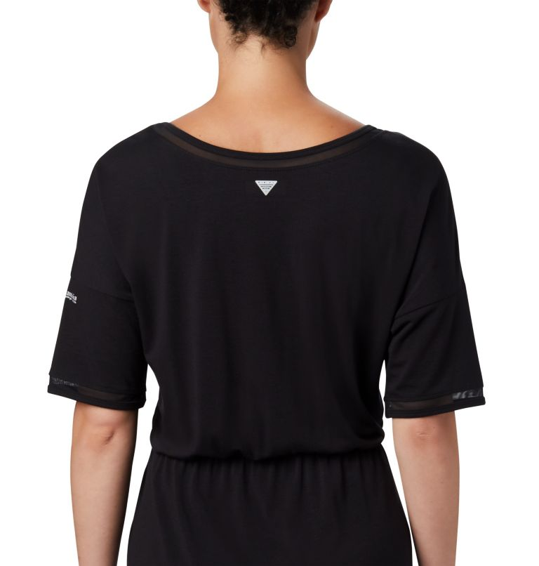Slack Water™ Knit Dress | 010 | M Women's PFG Slack Water™ Knit Dress, Black, a3