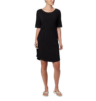 Robe en tricot PFG Slack Water™ pour femme Slack Water™ Knit Dress | 010 | M, Black, front