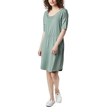Women's PFG Slack Water™ Knit Dress Slack Water™ Knit Dress | 010 | L, Light Lichen, front