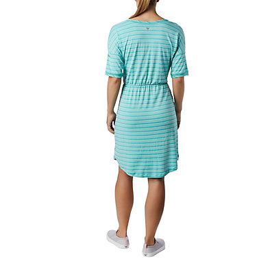 Women's PFG Slack Water™ Knit Dress Slack Water™ Knit Dress | 010 | L, Dolphin Stripe, back