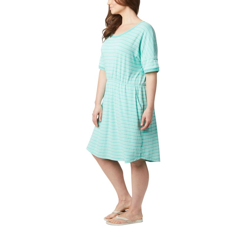 Women's PFG Slack Water™ Knit Dress – Plus Size Women's PFG Slack Water™ Knit Dress – Plus Size, a1