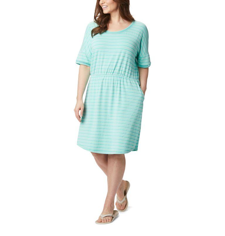 Women's PFG Slack Water™ Knit Dress – Plus Size Women's PFG Slack Water™ Knit Dress – Plus Size, front