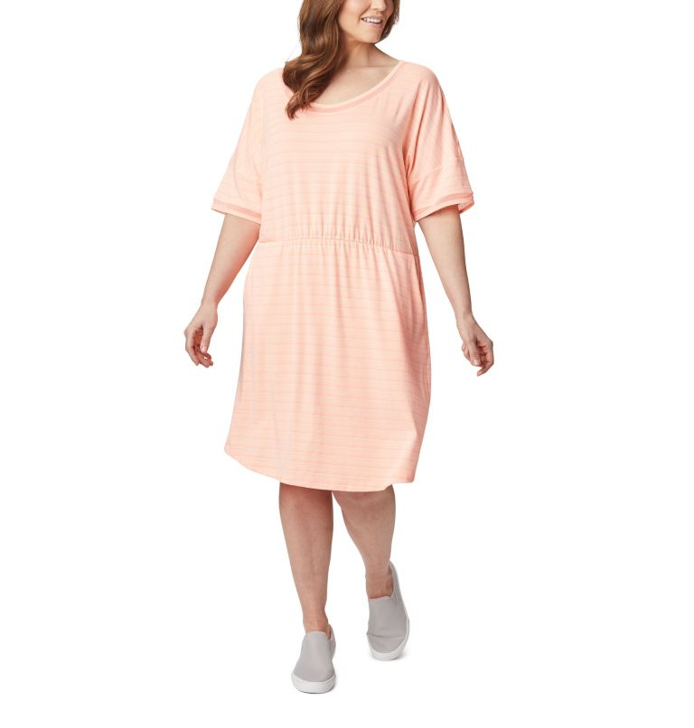 Women's PFG Slack Water™ Knit Dress – Plus Size Women's PFG Slack Water™ Knit Dress – Plus Size, front