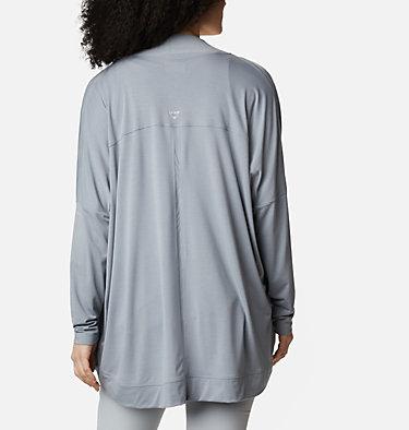 Women's PFG Slack Water™ Knit Cover Up Wrap Slack Water™ Knit Cover Up Wrap   463   L, Tradewinds Grey, back