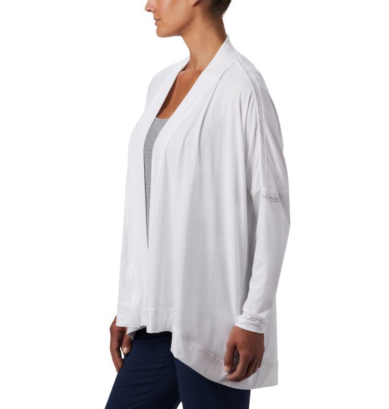Slack Water™ Knit Cover Up Wrap | 100 | L Women's PFG Slack Water™ Knit Cover Up Wrap, White, a1