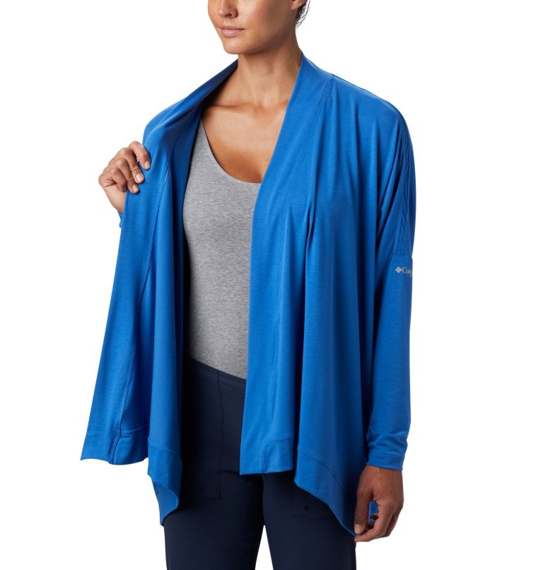 Women's PFG Slack Water™ Knit Cover Up Wrap Women's PFG Slack Water™ Knit Cover Up Wrap, a3